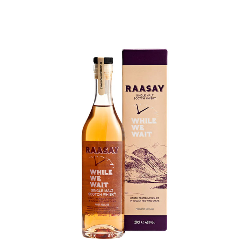 Raasay While We Wait (20cl)