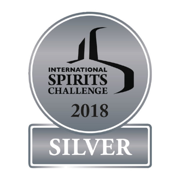 International Spirits Challenge 2018 - Silver