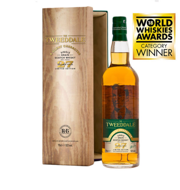 The Tweeddale A Silent Character Single Grain Scotch Whisky