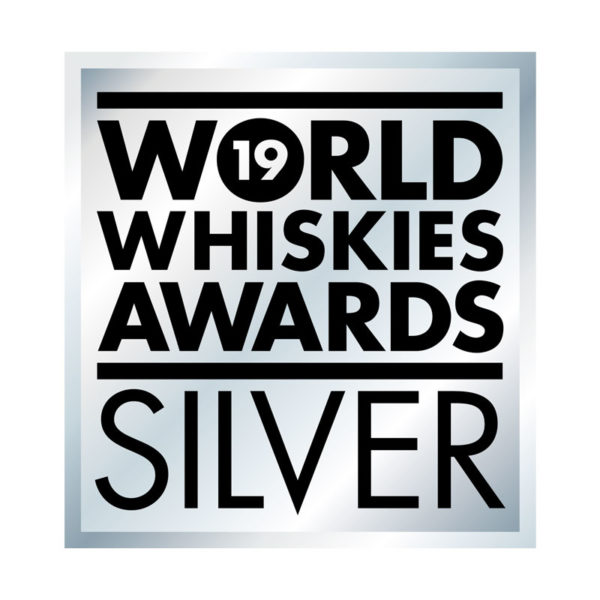 World Whisky Awards 2019 - Silver - Tweeddale Grain of Truth