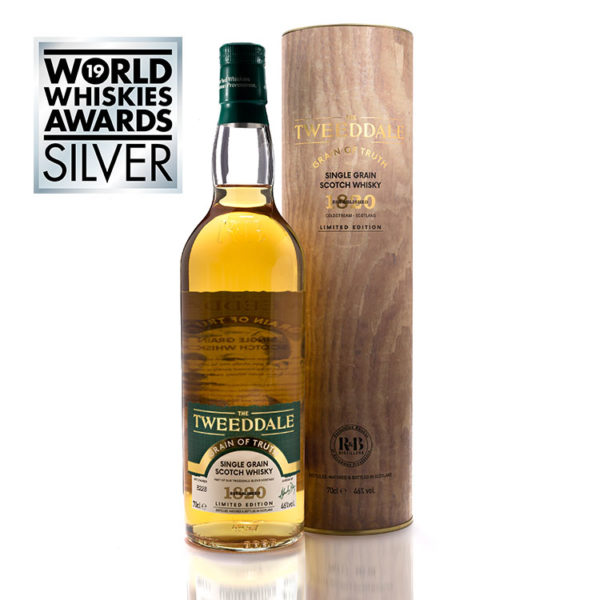Tweeddale Grain of Truth Single Grain Scotch Whisky
