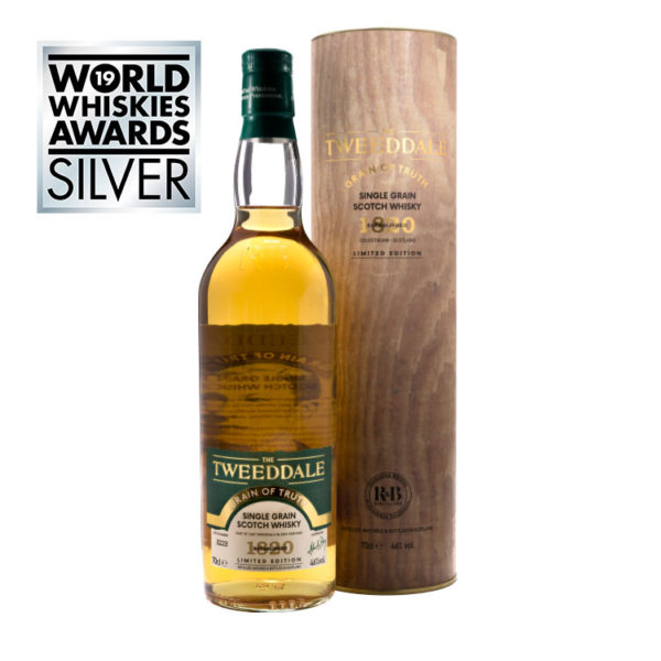 Tweeddale Grain of Truth Single Grain Scotch Whisky