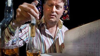 The Tweeddale Whisky, Alasdair Day