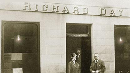 The Tweeddale Whisky, Richard Day Coldstream