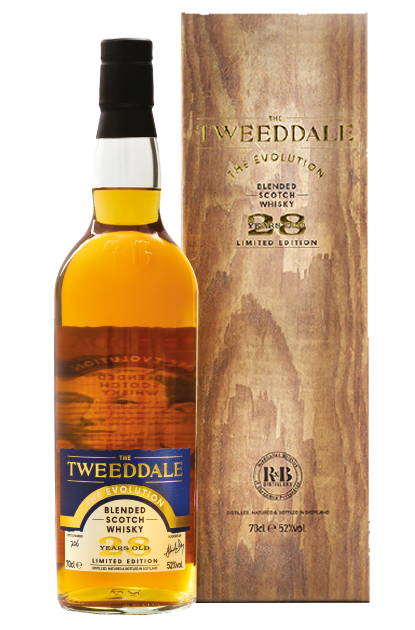The Tweeddale: The Evolution Blended Scotch Whisky