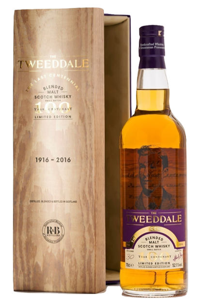 The Tweeddale The Last Centennial Blended Scotch Whisky