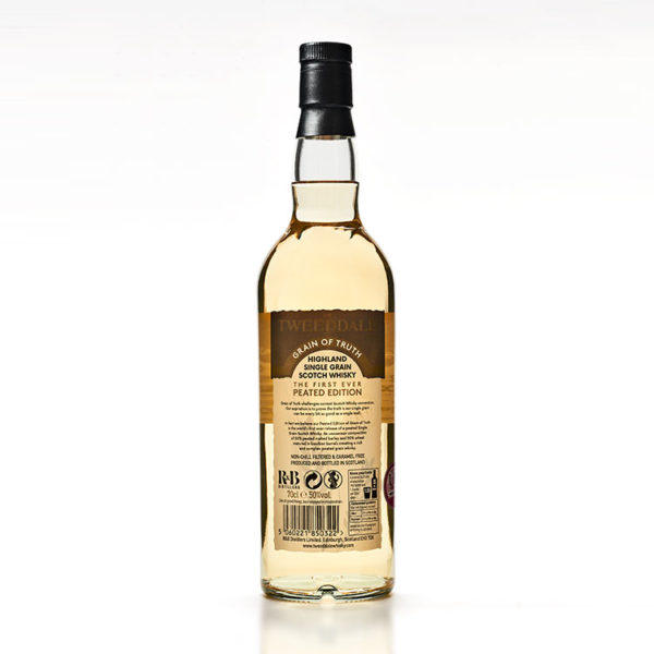 The Tweeddale Grain of Truth - Peated Edition Bottle