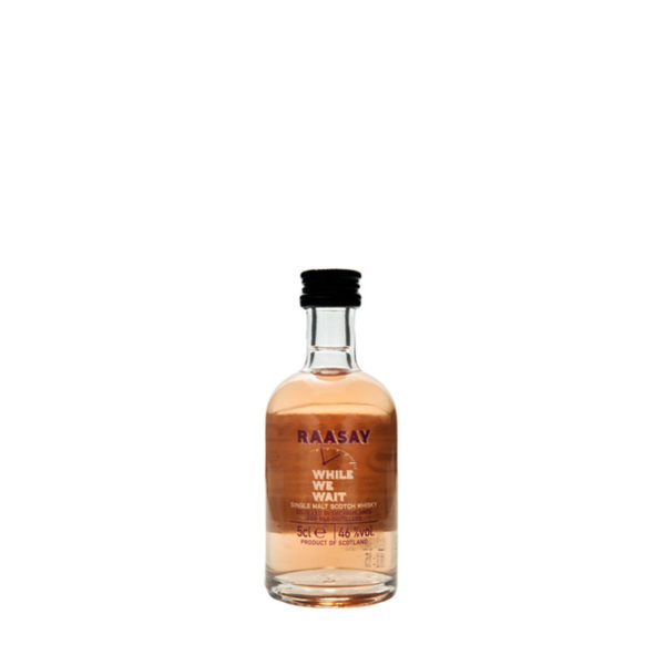 Raasay While We Wait Miniature (5cl)