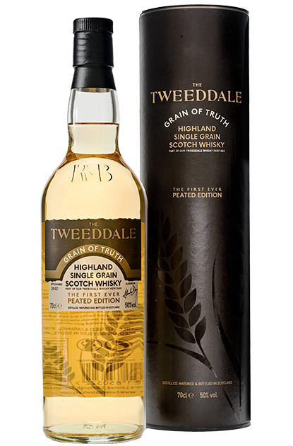 The Tweeddale Grain of Truth - Peated Edition